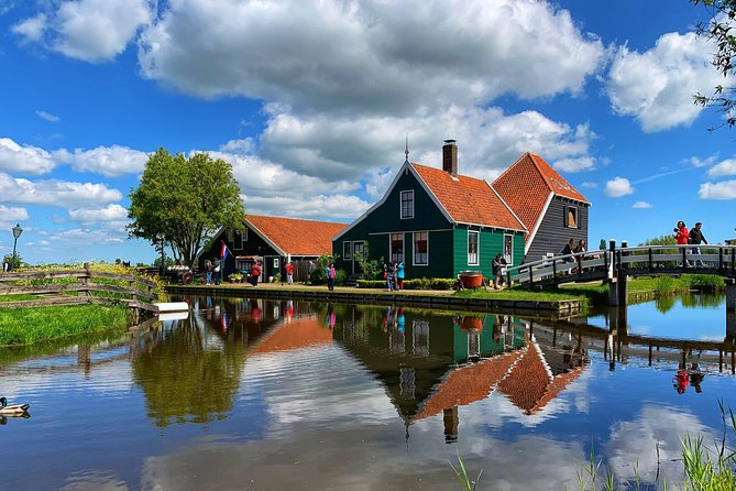 Private Day Trip to Zaanse Schans, Volendam & Marken from Amsterdam