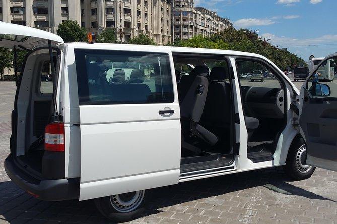 Tulcea Bucharest Private Transfer
