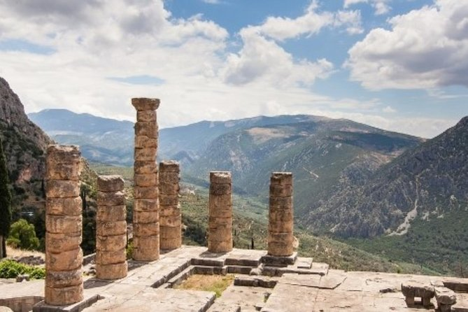 BMW Motorcycle Tour - Delphi – Arahova – Galaxidi