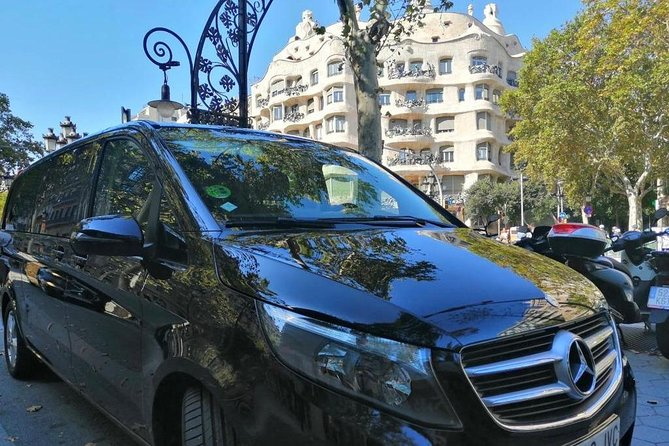 Private Transfer From Barcelona to Bcn Airport