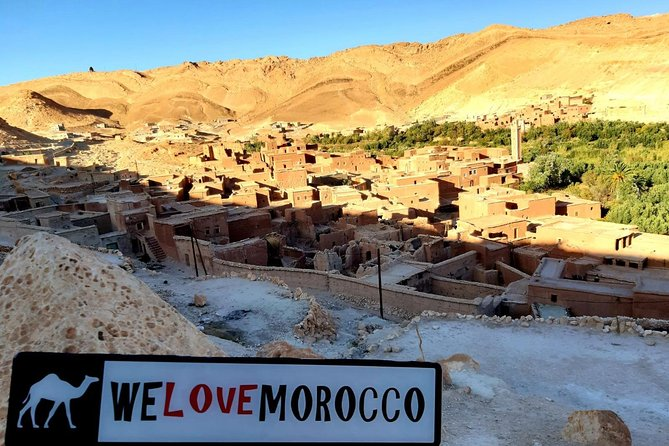 3 Days Private Desert Tour From Fes To Marrakech