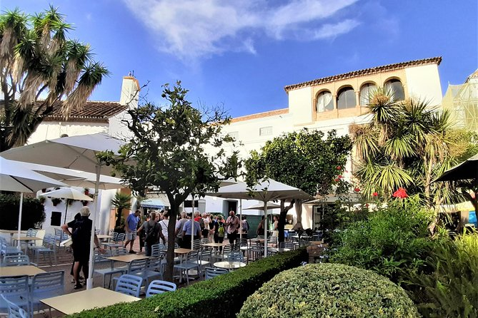 Marbella private walking tour