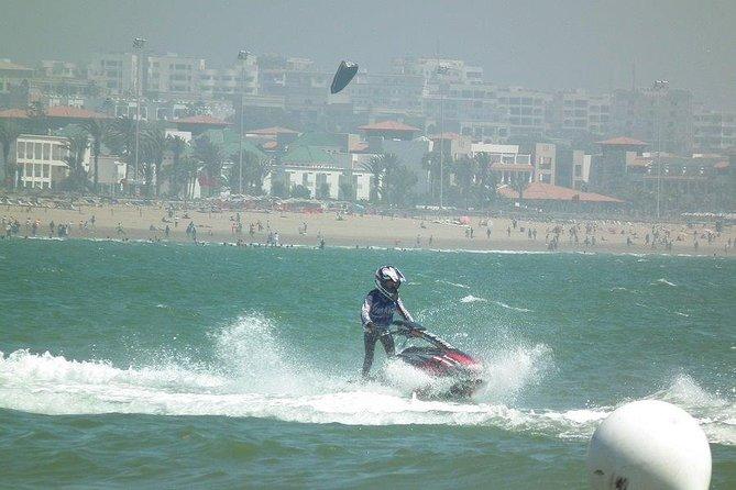 Jet Sking In Agadir