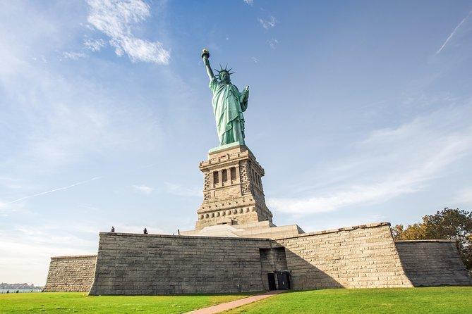 Bezoek aan Vrijheidsbeeld en Ellis Island met kleine groep