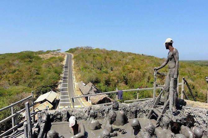 Excursion to the Totumo Volcano - Cartagena