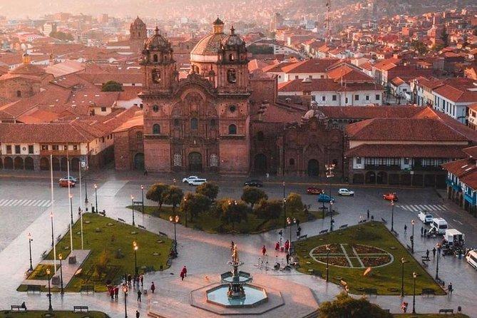 Cusco Machu Picchu 7 days - 6 Nights