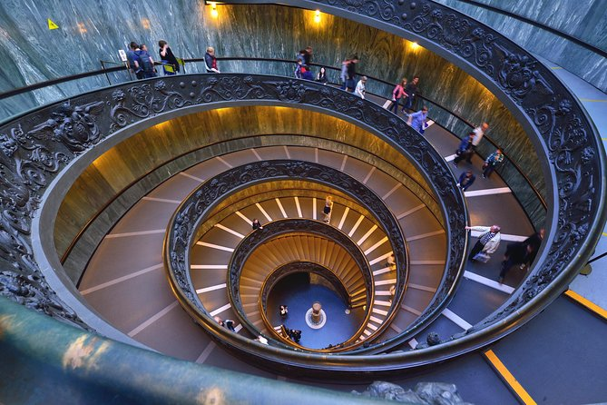 Combo: Vatican Museums + Imperial Rome tour