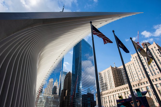 Wandeling langs Wall Street en 911 Memorial