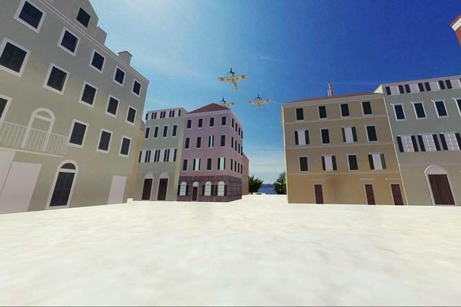 Zadar VR: Bombing the city during World War II photo 4