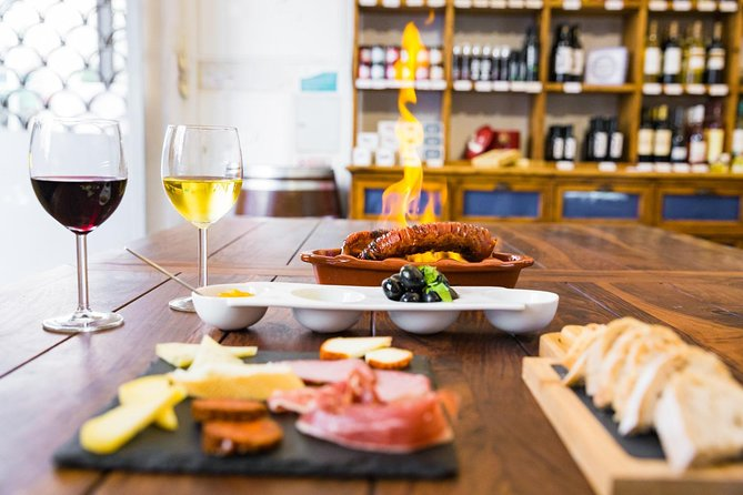 Private Tour: Portuguese Food and Wine Tour