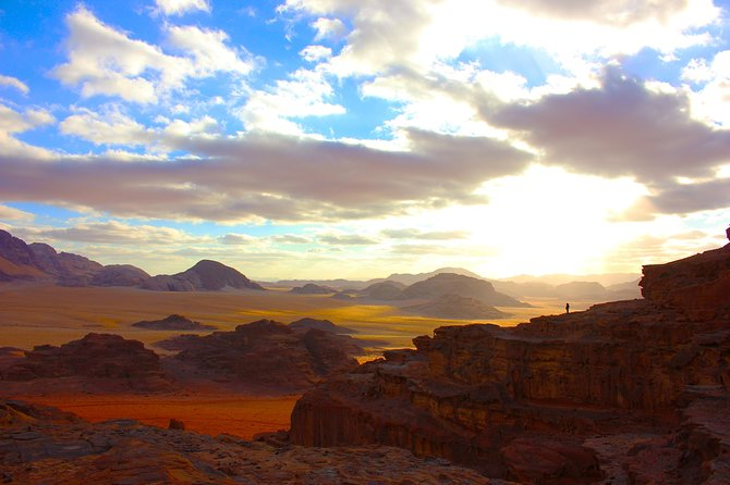 Wadi Rum Hikers