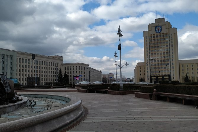 Minsk city Individual guided tour