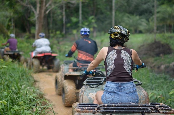 ATV to Jungle & Big Buddha Adventure