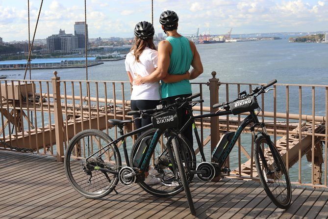 Electric Bike Tour of Central Park and Waterfront Greenway