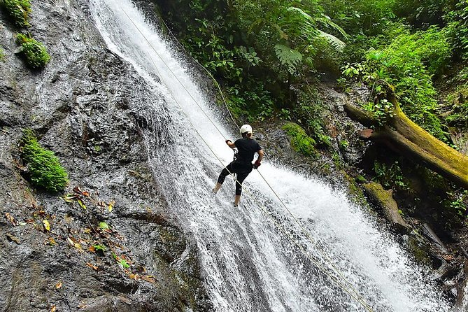 Extreme Waterfall Canyoning