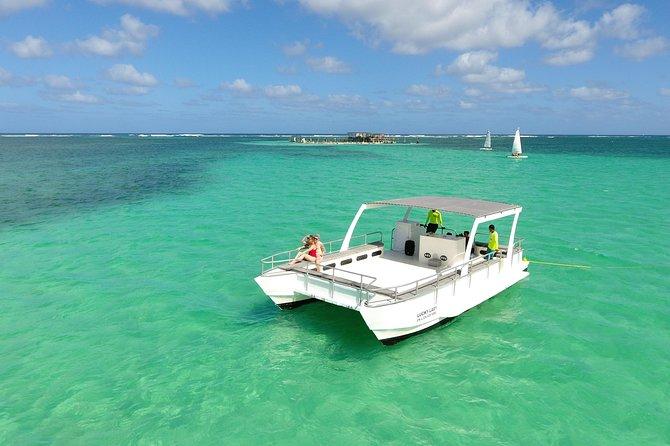 Private Catamaran Snorkeling Adventure from Punta Cana