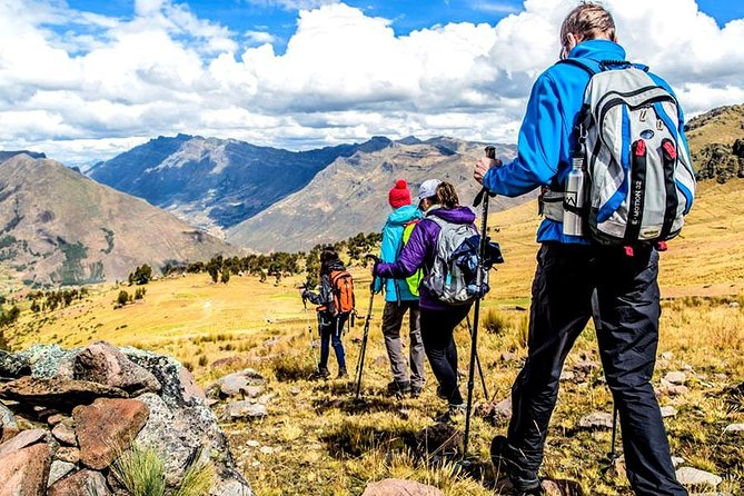 Lares Trek to Machu Picchu 04 Days