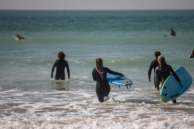 Surf & Travel Camp - Surf Coaching day trip