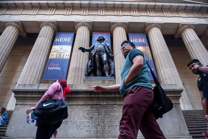 NYC Alexander Hamilton privéwandeltocht