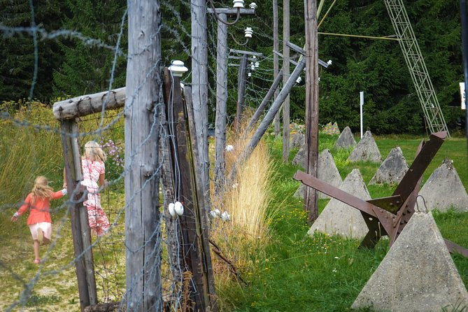 Visit history of fascism and communism on Czech- German borders