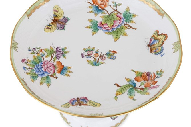 Private Lake Balaton Experience with the Herend Porcelain Factory