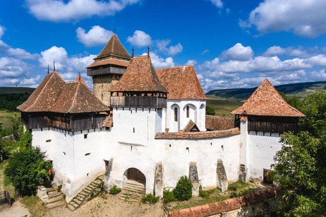 Transylvania UNESCO World Heritage Site & Dracula's Castle, 4 days