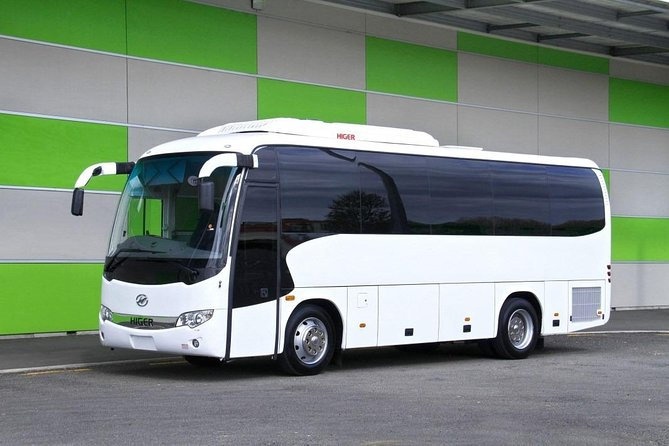 33 Seater Luxury Bus Rental Dubai