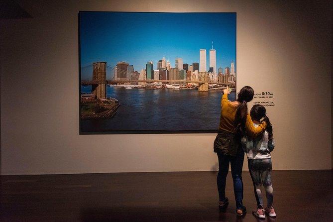 9/11 Tribute Museum Admission Ticket