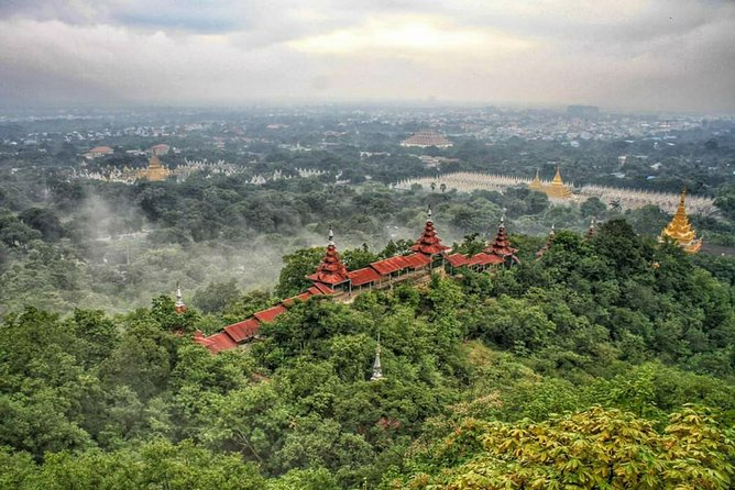 One Day Tour Of Mandalay,Sagaing,Innwa,Amarapura