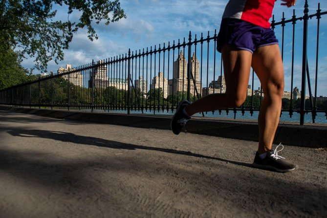 Central Park Running Tour