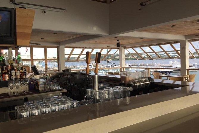 The Bermuda Rum Swizzle Sip & sample tour