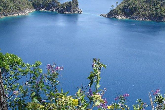Parque Nacional Lagunas de Montebello, Chiflon Waterfalls & Amatenango