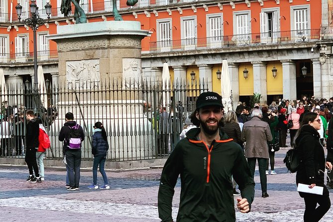 Running tour (6k) - Must see Madrid photo 3