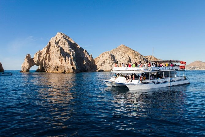 Marine Adventure in Catamaran and Snorkeling in Los Cabos