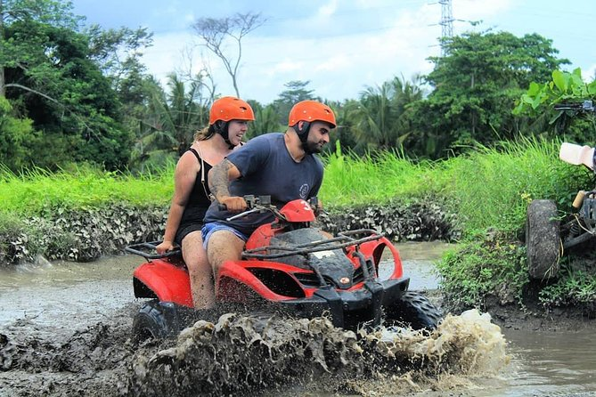 All-Inclusive; Atv Quad Bike & White Water Rafting Experience