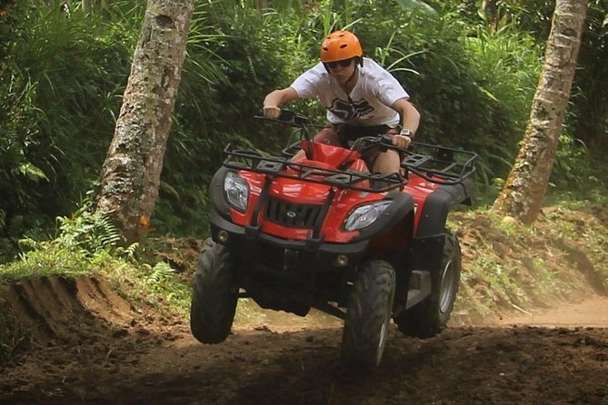 Bali Quad Bike Adventure 250cc - Sharing Transport - Single Quad ATV