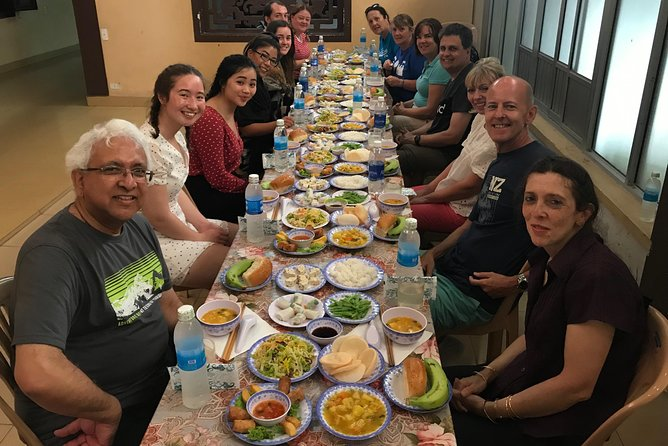 Motorbike Tour and Vegetarian Lunch at Buddhist Nunnery