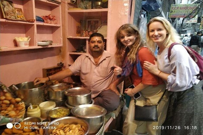 3-4 Hour Old Delhi Heritage Walk Tour with Tuk Tuk Ride Wherever Required photo 23