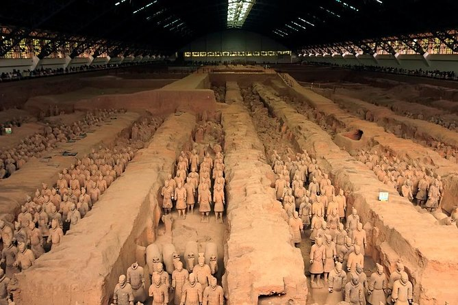 Top Xi'an One Day Tour