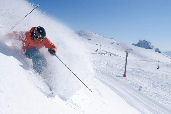 Cardrona Ski Pass & Rental Package