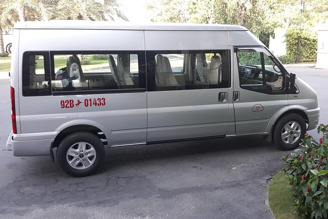 Private Transfer From Hoi An To My Son Holy Land