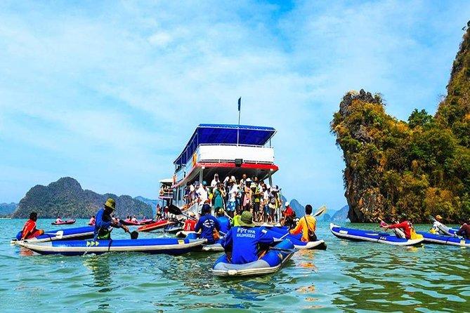 Hong Island by Sea Canoe Phang Nga Bay