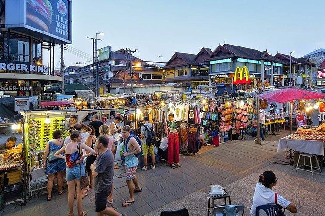Chiang Rai Under the Night Lights Tour by TUK TUK