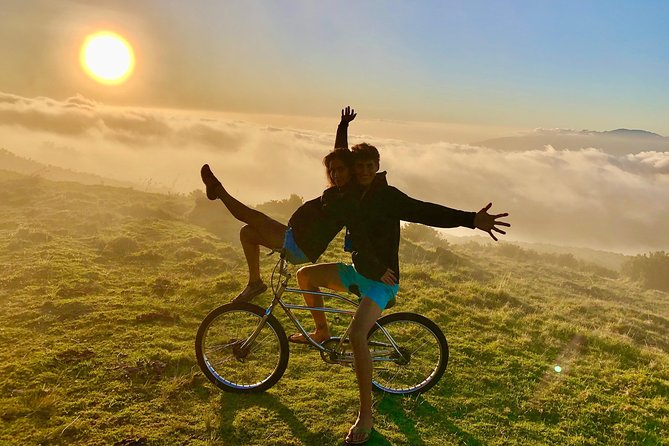 Private SUNSET Haleakala Downhill Bike Tour - Rated #1 on TripAdvisor since 2010