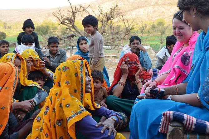 Full-Day Rural History & Cultural Immersion Tour of Rusirani From Jaipur