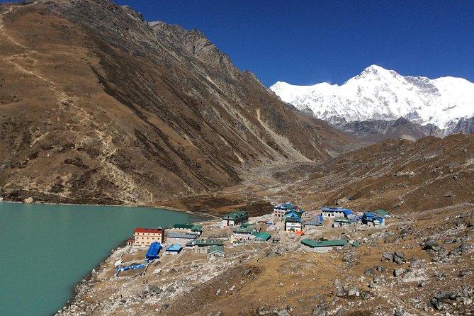 Gokyo to Everest Base Camp Trek