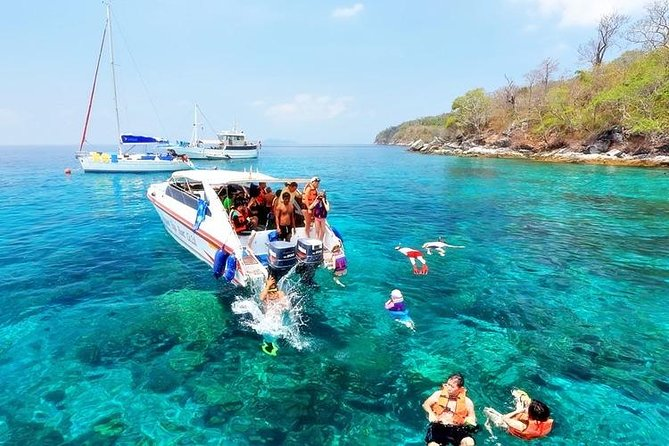 Racha Island Snorkeling Tour by Speedboat photo 3