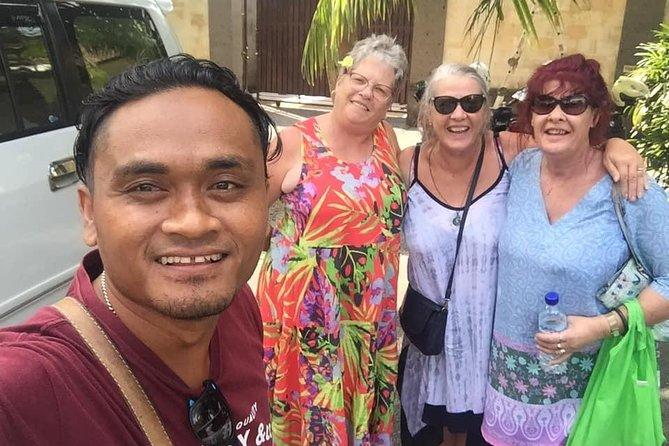 Hire Bali Driver To Visiting Tanah Lot Temple, Bedugul area ,Banyumala Waterfall