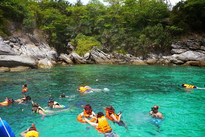 Racha Island Snorkeling Tour by Speedboat photo 8