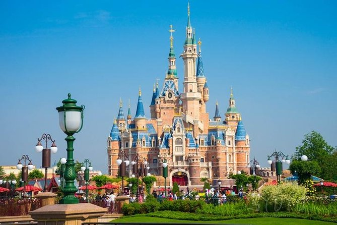 Shanghai Hotels to Disneyland One way private transfer